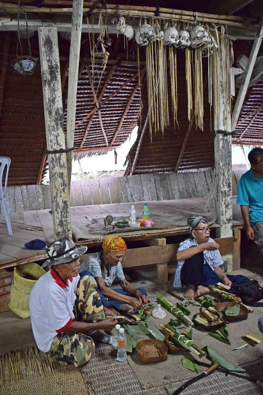 Baruk Bidayuh Bau Borneo Dictionary
