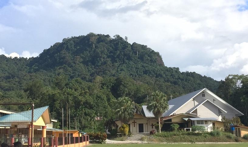 Dorod Podad Bidayuh Bau Borneo Dictionary